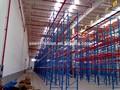 alta densidade de armazenamento de paletes