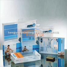 2012 Clear Plastic Boxes Wholesale