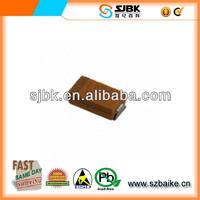 TAJS226M004RNJ CAPACITOR TANT 22UF 4V 20% SMD capacitor microfarad