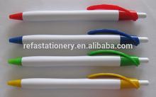 unique design plastic ballpen for promotion