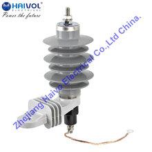 Housed Metal-Oxide Polymeric Lightning Arrester 11KV without GAPS (3-36KV)