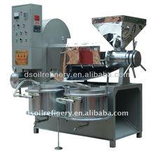 mini expeller screw oil press for soybean/peanut/mustard/rapeseed