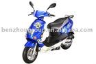 YY50QT-D EEC 50cc Gas scooter motorcycle