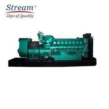 Diesel generator set powered by MTU engine MODEL TGM2500