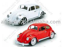 1:18 Die-cast Beetle 1967 Car kids toy