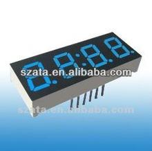 0.36 inch 4 digit outdoor seven segment LED digital display