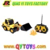 remote control construction digger truck toy