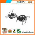 Pic12f519-i/p ic pic mcu flash 1kx12 8 dip ic del transistor de energía