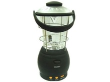 Rechargeable Hand Dynamo LED Camping Lantern Light