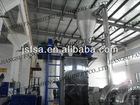 pe/pp plastic film crushing and recycling plant