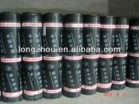 Fiberglass/Polyester Flat Bitumen Based Waterproofing Material
