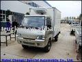 furgones refrigerados para mini camiones