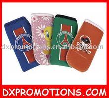 neoprene cell phone bag/designer cell phone bags