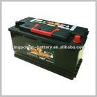 Automotive battery 60038MF