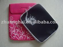 fashion cotton sponge laptop briefcase bag