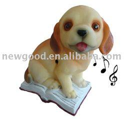 montion sensor dog promotion gift items