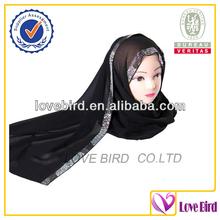 Newest fashion islamic muslim women turban