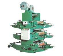 4-Color Fleco Offset Printing Machine