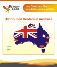 container logistics service providers to Brisbane