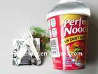 Halal instant cup rice noodles
