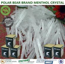POLAR BEAR BRAND NATURAL MENTHOL CRYSTAL BP/EP/USP/JP/FCC
