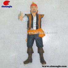 Polyresin figurine, figurine, resin craft;