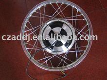 E-bike brushless motor and DC bicycle spoke motor 36V/48V 250W