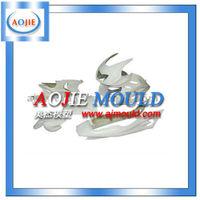motorcycle fairing mold