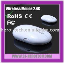 Newest design 2.4g wireless mice
