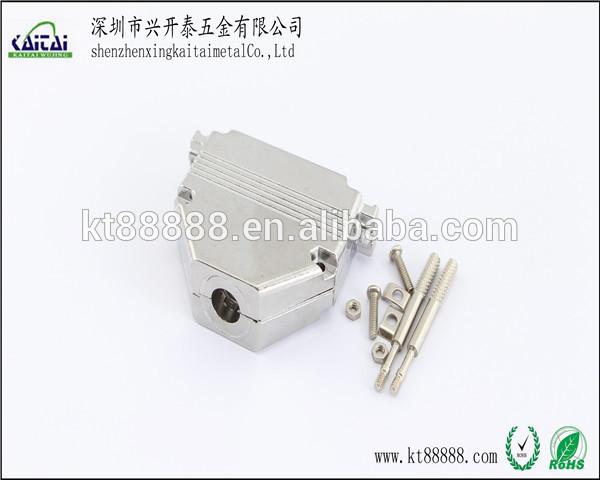D sub37 pin connector metal hood(long screws)