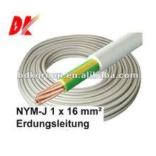VDE 0250 NYM-J / NYM-O - PVC Installation kabel