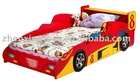 Hot Sell Wooden Designs children car bed