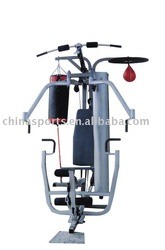 chest exercise equipment with boxing ball