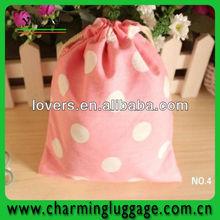 Velvet drawstirng gift pouch bag