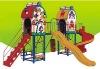 Kids glass fiber reinforced plastics outdoor playground