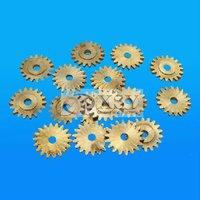 micro brass washers