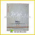 sous-vêtements en plastique d'emballage de sac de tirette de PVC