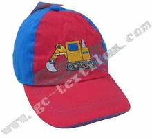 100% Cotton Embroidered Children's Baseball Cap