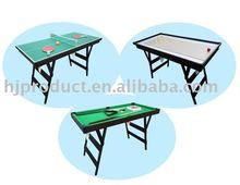 Household Children's 4ft,5ft Multi Game Table