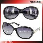 2012 the most popular women plastic sunglasses(SP-009}