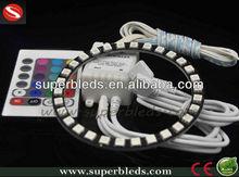 5050SMD LED Angel Eye ring Head Lighting Car Daylight