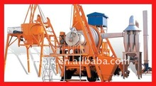 Worldwide Popular Mobile Asphalt Plant (10-60t/h)