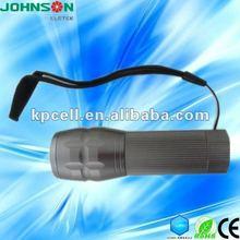 Dry battery LED Torch Flashlight cree led light strip lights