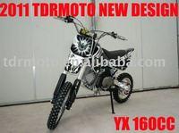 2014 New YX160cc Pitbike Dirt Bike Motocross Minicross Minibike Off-road Motorcycle Fiddy Pit Motad Racing Big Wheel Foot Racing