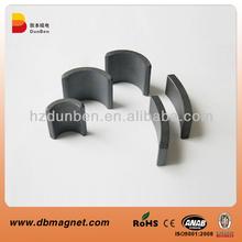 Hard Ferrite motor magnet