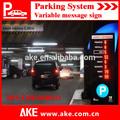 Aparcamiento sistema de gestión/equipos de estacionamiento
