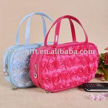 elegant professional makeup handbag