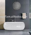A1600 acrylic bath tub