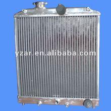radiator for cars