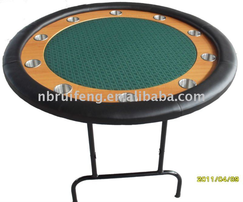 Round Poker table/ gambling table/poker game table, View poker